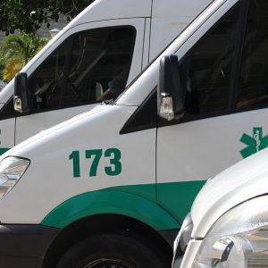 Nuestras ambulancias están situadas en puntos estratégicos de la ciudad para llegar a ti con la mayor rapidez