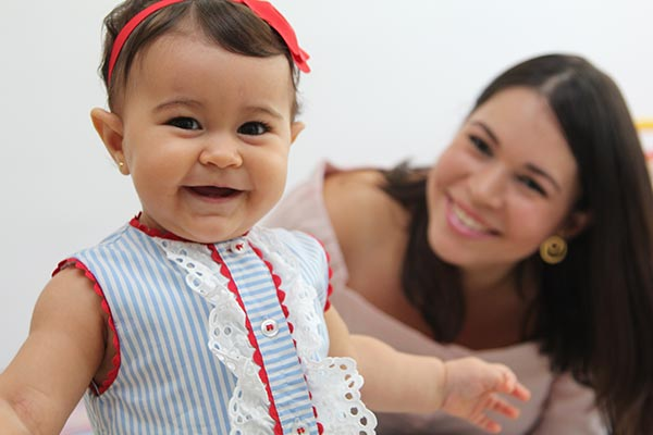 Asistencia médica bebés