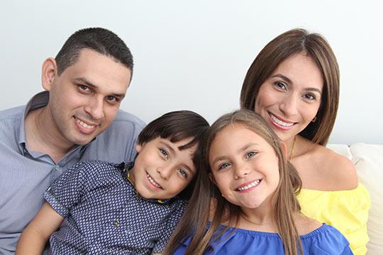 Asistencia médica prehospitalaria para familias