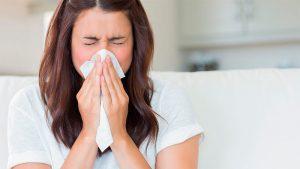 gripa vs resfriado común