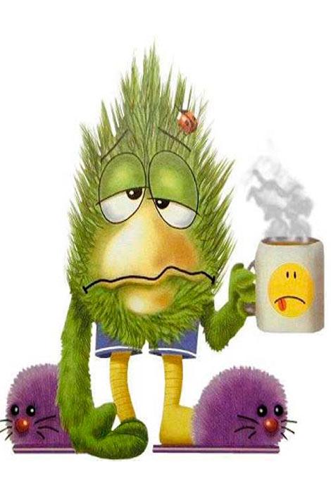 virus gripa y virus resfriado
