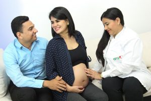 Dieta recomendada durante el embarazo